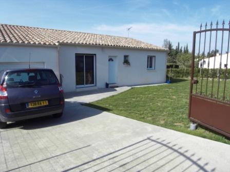 Offres de location Villa Villemoustaussou (11620)