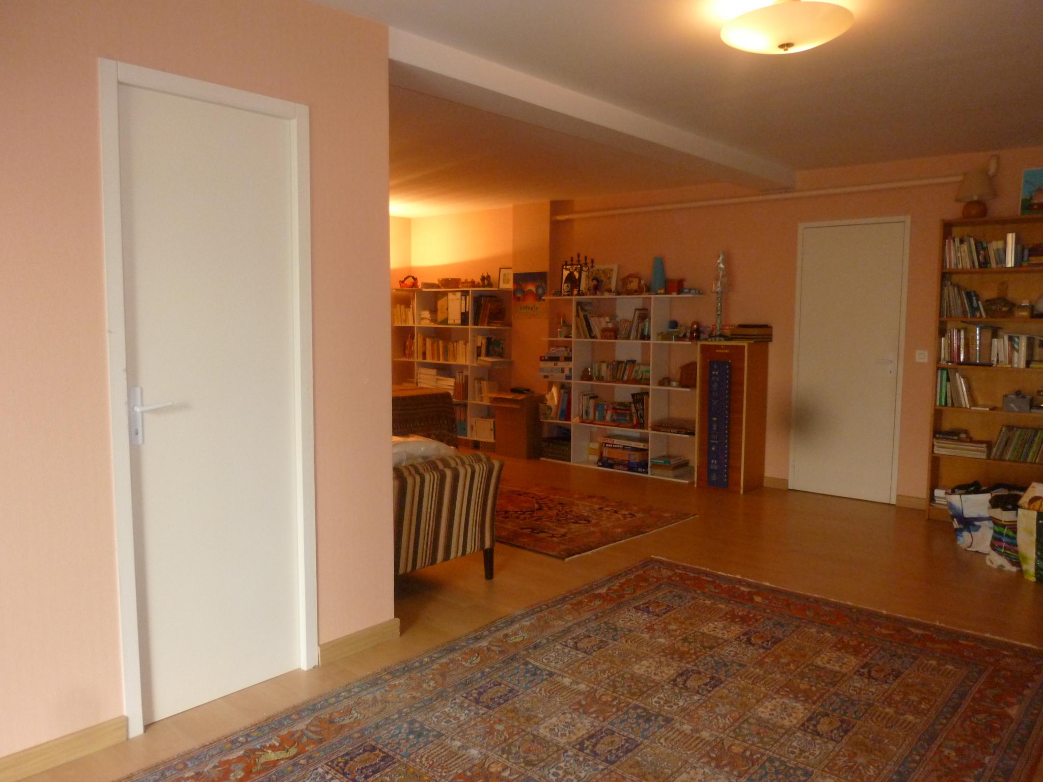 Chambre 5 (avec dressing et salle d'eau)
